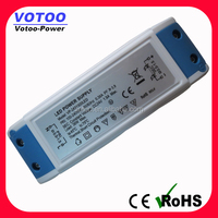 2016 hotsell factory price 24v 1.5a 36w Constant Voltage Led Driver 24 volt 1.5 amp