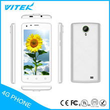 Alibaba New Product No Brand Vitek Best Selling New Launched 4G Lte Mobile Phones 4.5inch Wholesale 2017