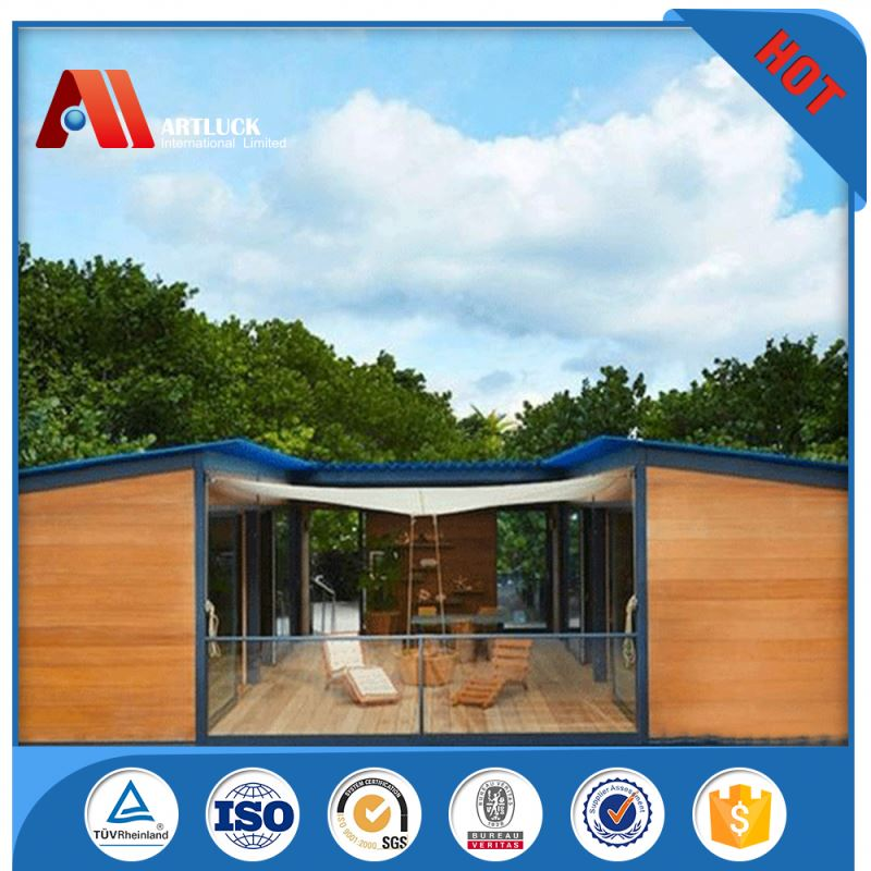 Beautiful And New Design Modular Homes Steel Frame Prefab House