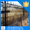 High Quality Gates and Steel Fence Design for Garden