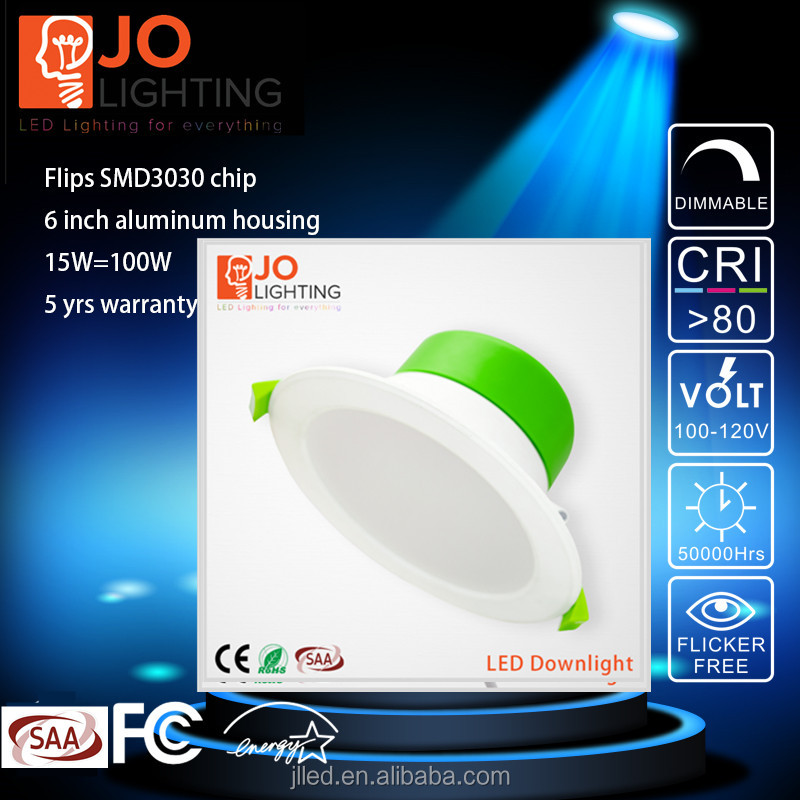 high quality <strong>downlight</strong> led with CE EMC SAA, led down light