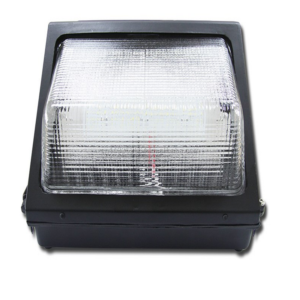 ETL 100W Wallpack LED Lighting MW driver waterproof outdoor lighting