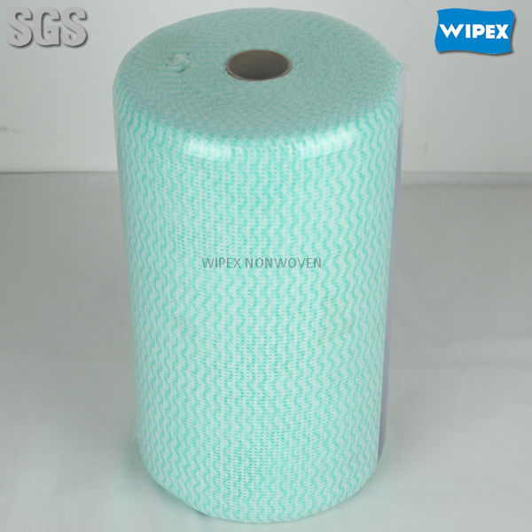 Hangzhou super strong disposable spunlace non-woven bamboo paper towels