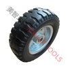 5 6inch Small Solid Rubber Wheel