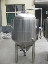 2bbl conical fermenter/ insulated Glycol Jacket fermentation tank