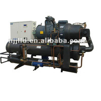 Hanbell screw compressor chillers