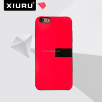 Matte Solid Color Simple Mobile Phone Cover Case Fit For Iphone 5 6 XR-PC-39
