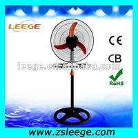 New model cheap used industrial stand fans / pedestal fans for electric motors