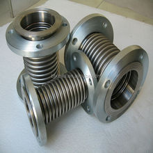 stainless steel flexible exhaust pipe bellows