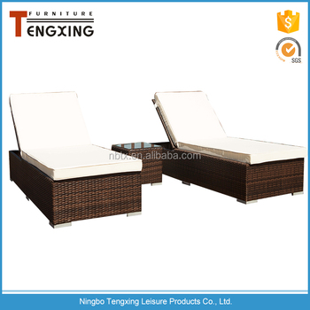 Hot Sell Simple Design Luxury Durable chaise lounge