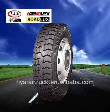 Longmarch tyre widely sell in germany