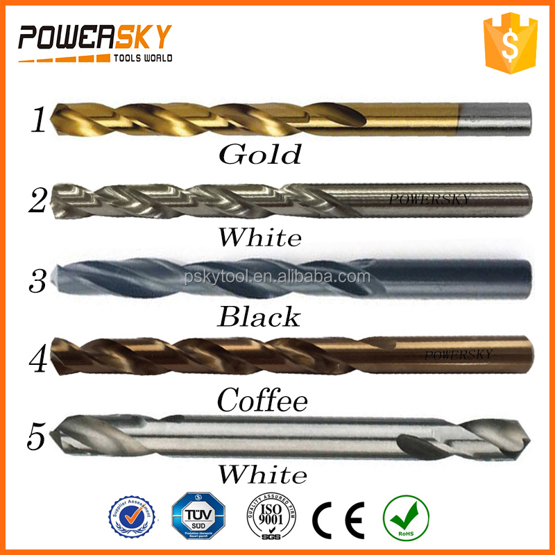 POWERSKY MANUACTURY Tools hss 6542 twist drill bit manufacturer
