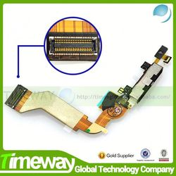 For Iphone 4S charging port dock flex cable High quality
