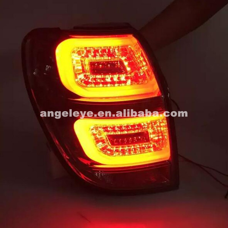 For Chevrolet Captiva LED Tail lamp Smoke Black Color WH 2011 To 2012 Year