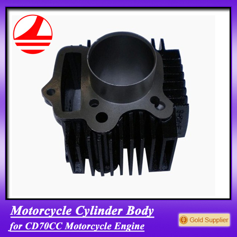 factory export CD70 CC motorcycle engine cylinder block set
