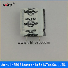 Professional Super Capacitor 5.0V 2.5F