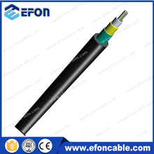 Outdoor Underground Burial Anti-crush Armored 6 12core Multi Mode 50 125 Fiber Optic Cable price per meter
