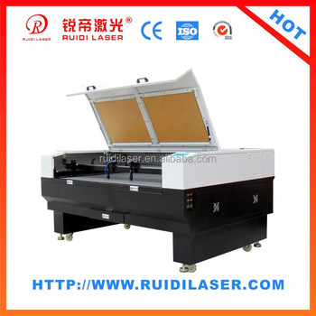 Ruidi Automatic Dual-head Laser Cutting Machine RD1610 (1600X1000MM) for Fabric, Cloth, Garment, Leather, Bags, Shoes, Footware