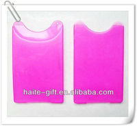 pink Card holder case for new designs