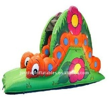 Amazing inflatable insect dry slider indoor playground slide