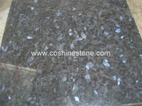 natural blue pearl granite,kitchen countertop stone,decorative stone wall