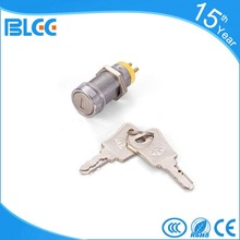 Guangzhou tubular Vending machine cylinder security key lock master electric key lock