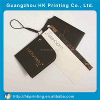 customized garment printed label jeans label