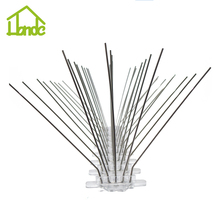 Transparent Plastic Anti Bird Spikes Pigeon Pins for Roof