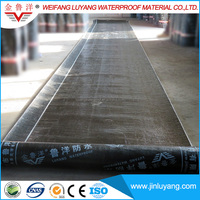 SBS Bitumen Waterproof Membrane For Roof
