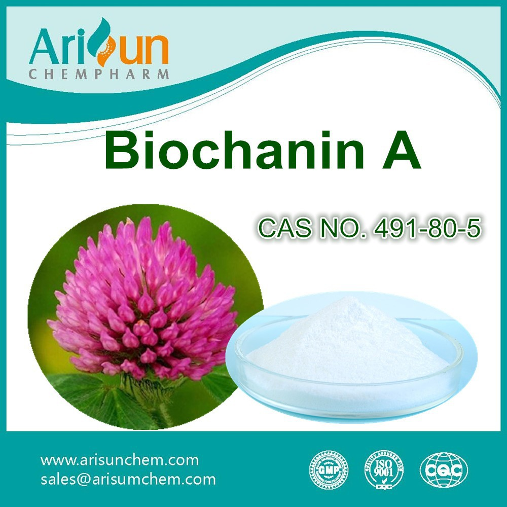 Factory Supply Best Sale Red Clover Biochanin A Extract Powder