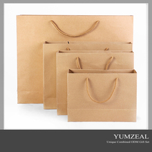 Recycle Printing Paper Bag/Brown Kraft Paper Bag
