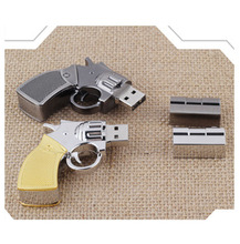 Favorites Compare Machine Gun USB Stick,Novelty USB Hard Drive,Metal Gun USB