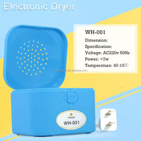 WH-001 Electronic dry case for hearing aid maintenance cases for electronic equipment