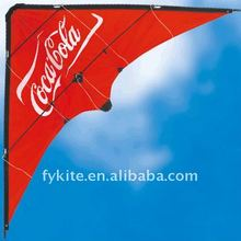 outdoor toys promotional flying stunt kite