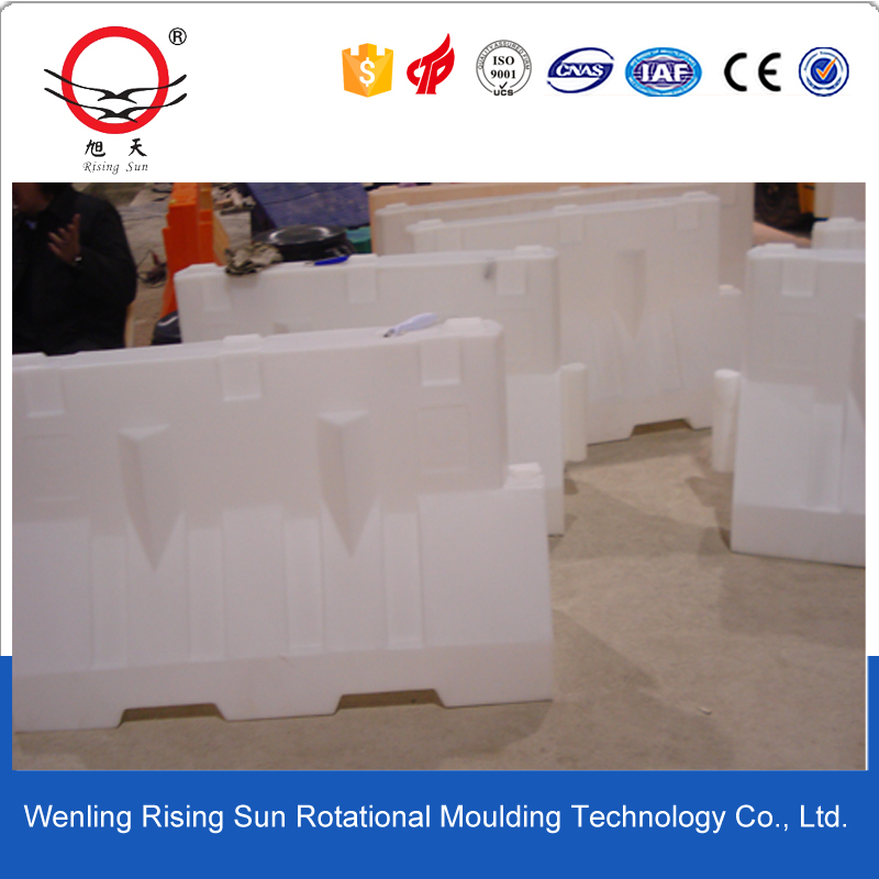 road barrier rotomolding mould rotational mould