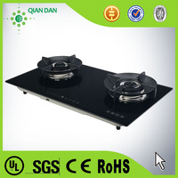 Patent small gas cooktop 2 burner