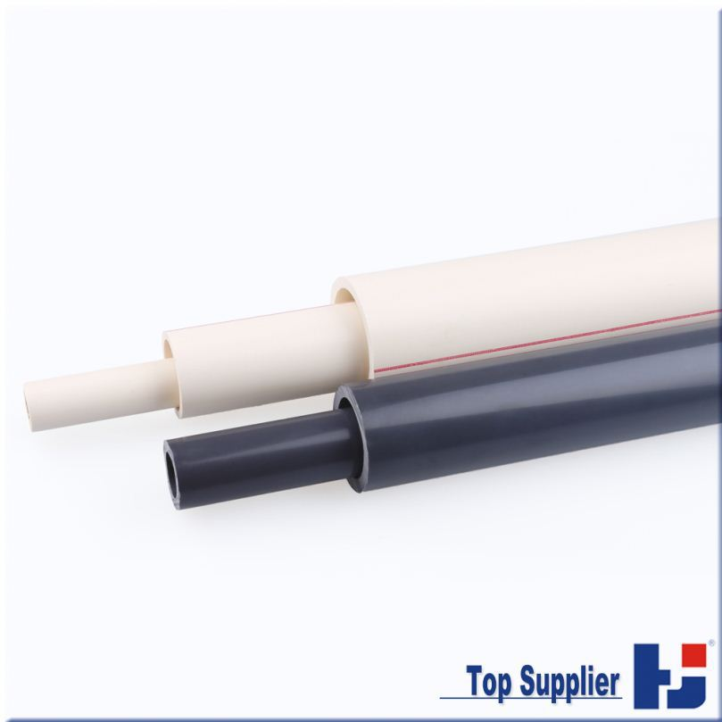 2017 Best selling high quality top supplier all types water system 200mm pvc pipe price