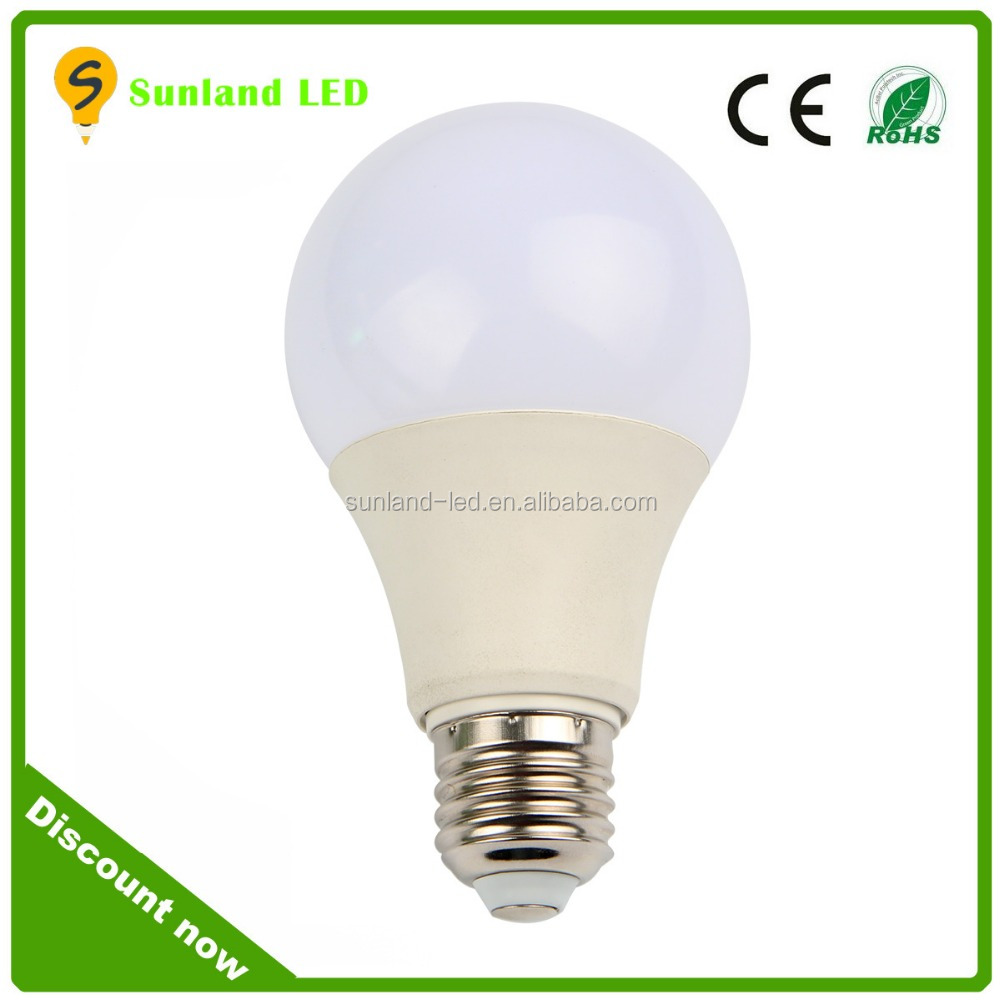 12w high quality led light bulb parts e27 b22 light bulb camera high energy saving light bulb