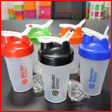 8 colors for choose BPA free Blender Mixer Bottle Protein Shaker bottle High quality