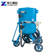Excellent Design sandblasting machine portable concrete wet sand blaster For Sale water sandblaster with vacuum For Personal Use