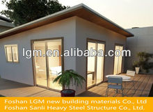 Beautiful And Well Designed Luxury Prefabricated Villa House