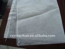 pe mesh bag with lable