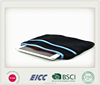 Soft black sleeve bag for iPad Air Neoprene screen protector