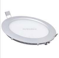 Round Panel Down Light LED Recessed panel Ceiling light