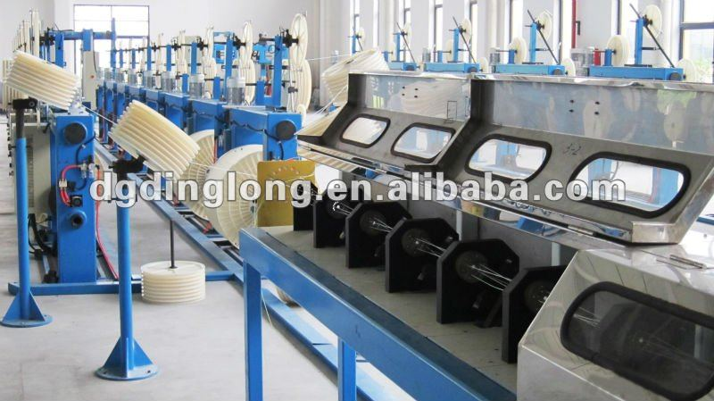 GL07-12/800 SZ Stranding Machine/Optic Fiber Cable Machine