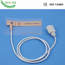 Disposable Nellcor Neonatal Spo2 Sensor, DB9-7pin