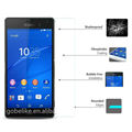 Wholesale 9H Anti-Scratch 2.5D Full Coverage tempered glass screen protector for Sony Xperia X Compact