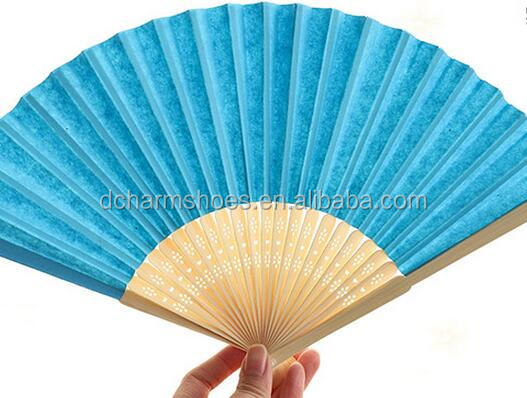 Hot! 11.11 low price party hande fans with logo