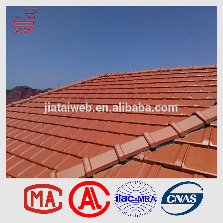 Best selling natural plain flat clay roof tile with good price
