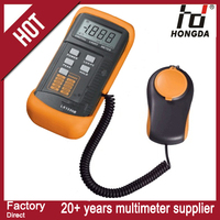 Hot selling high precision digital lux meter / portable digital light lux meter LX1030B